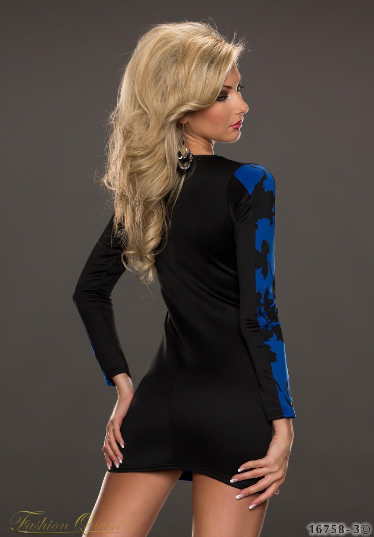 Fashion Queen - Dámske oblečenie a móda - Minišaty s dlhým rukávom b7f0d5c0d89